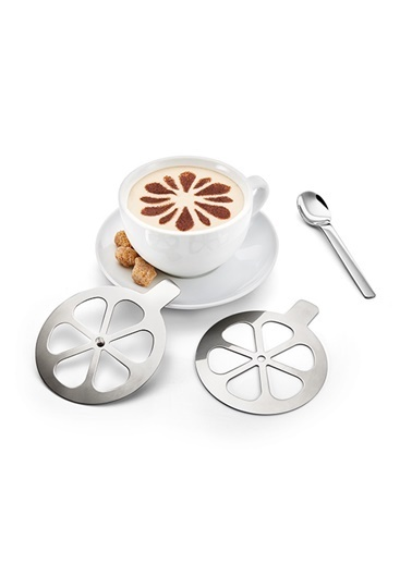 Kahve Şablonu, 2 Adet-Tchibo